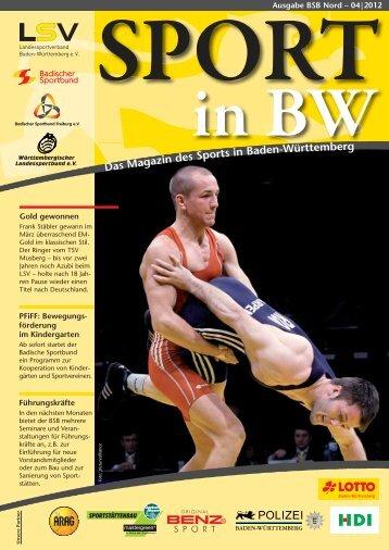 Das Magazin des Sports in Baden-Württemberg - Badischer ...