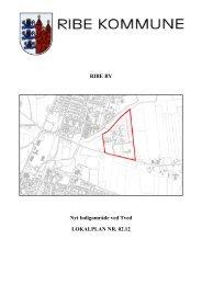 Lokalplan nr. 02-12. KLIK HE - Esbjerg Kommune