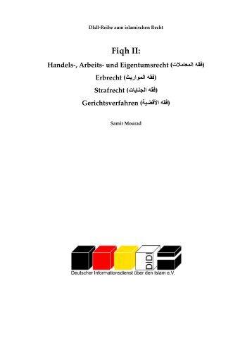 Fiqh - Islamisches Recht II.pdf