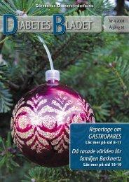 Klicka och läs nr 4! - Göteborgs Diabetesförening