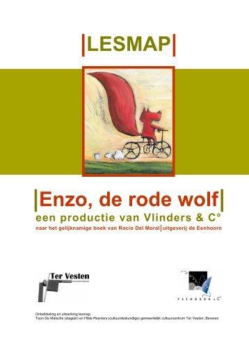 |LESMAP| |Enzo, de rode wolf| - CC Ter Vesten Beveren