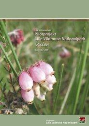 Slutrapport - Danmarks nationalparker