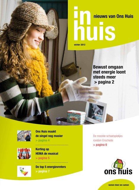 Winter 2012 - Ons Huis
