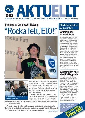 EIO Aktuellt - Voltimum