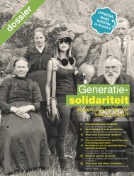 solidariteit - Unie Vrijzinnige Verenigingen