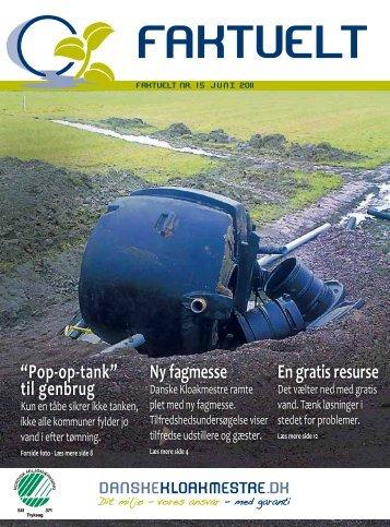 FAKTUELT - Danske Kloakmestre