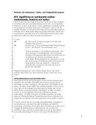 KF1 Uppiffning av sambandet mellan medvetande ... - Ung Vänster