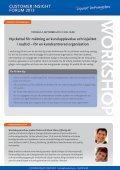 b forum 2013 customer insight ht - Conductive - Page 5