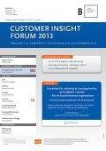 b forum 2013 customer insight ht - Conductive - Page 6