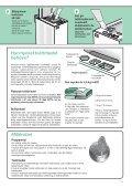 Så används Cylinda tvättmaskin Så används Cylinda tvättmaskin - Page 5