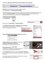 Trin-for-trin vejledning til skalering af billeder i Picasa og ... - Glasnettet