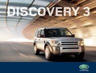 Ladda ner komplett broschyr för Discovery 3 (9Mb) - Autoropa