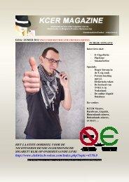 KCER Magazine zomer 2012 (nummer 4)