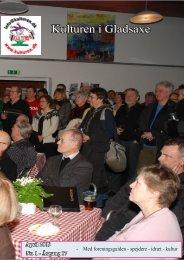 Kulturelle foreninger i Gladsaxe - Vi holder Kulturen i