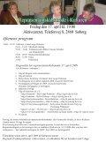Kulturelle foreninger i Gladsaxe - Vi holder Kulturen i - Page 5