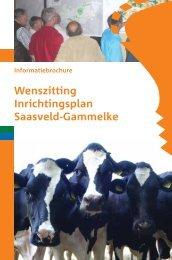 Plan van Toedeling - Landinrichting Saasveld-Gammelke