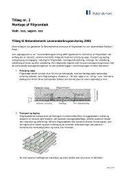 Tillæg nr. 2 Montage af filigrandæk - Betonelement