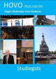 Studiegids - HOVO Alkmaar