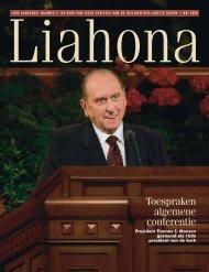 Mei 2008 Liahona
