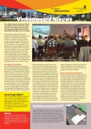 Nieuwsbrief oktober 2012 - Gemeente Alblasserdam