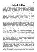 Gedenk de Here - Vrije Zendingshulp - Page 3