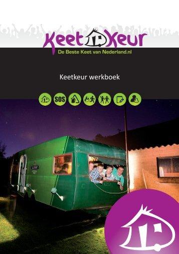 Keetkeur werkboek - vrijwillige inzet voor en door jeugd en gezin