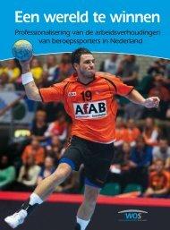 Een wereld te winnen, Professionalisering van de ... - NL Sporter