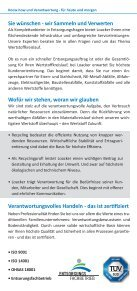 Recycling mit Verantwortung - Loacker Recycling GmbH - Donauwörth - Seite 2