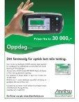 Telenor Feirer 100 år i Arktis ELFA Elektronikk AS ... - Peak Magazine - Page 2