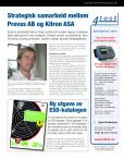Telenor Feirer 100 år i Arktis ELFA Elektronikk AS ... - Peak Magazine - Page 7