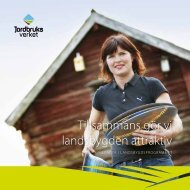 Tillsammans gör vi landsbygden attraktiv - bild - Jordbruksverket