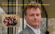 interview met directeur Frank Dales - Dierenbescherming