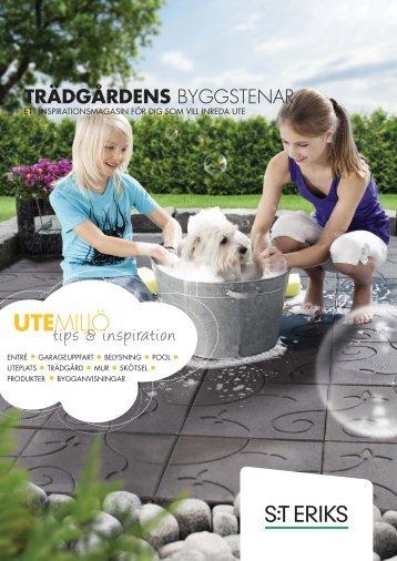 Trädgårdens Byggstenar - S:t Eriks