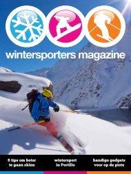 6 tips om beter te gaan skiën wintersport in ... - Wintersporters.nl