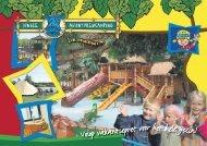Volop vakantiepret voor het hele gezin! - Jungle Avonturen Camping