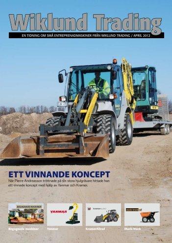 ETT VINNANDE KONCEPT - Wiklund Trading