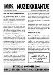 Editie 16.indd - Willen is Kunnen Knesselare