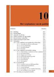 Hoofdstuk 10 - School Geneeskundige Hulp