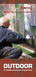 OUTDOOR - På Skiveegnen kombineres kunst, kultur og natur.