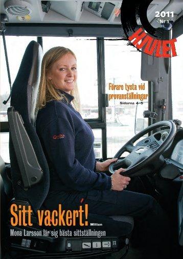 Hjulet nr 1 - 2011 (pdf) - Kommunal