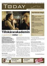 Tillskärarakademin - Svenska Mässan