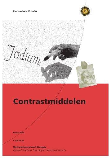 Contrastmiddelen - Universiteit Utrecht