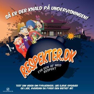 SÅ ER DER knald på undervisningen! - Respekter.dk