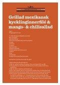 Bra mat från Lantmännen - Kronfågel - Page 5