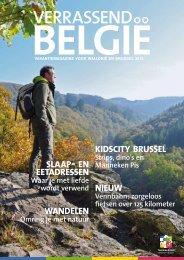 Brochure Verrassend Belgie 2013 - Ardenner Vakantiehuis