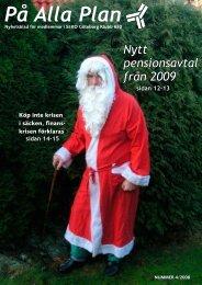 Nr 4 2008 - Välkommen till SEKO Klubb 630