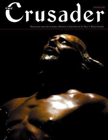 The Crusader February 03, 2009 - St Paul's High School