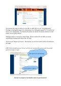 En liten handledning till Samfällighetens hemsida - Startsidan - Page 2