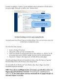 En liten handledning till Samfällighetens hemsida - Startsidan - Page 4