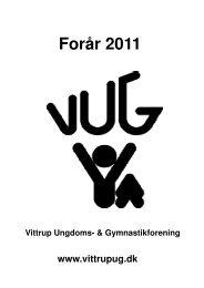 (Bladet for\345r 2011 - INA REDIGERET) - Vittrup Ungdoms